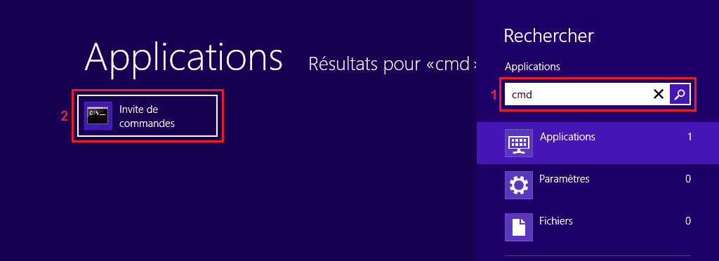 Cmd Windows 8