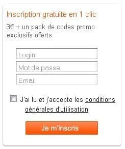 Inscription sur iGraal