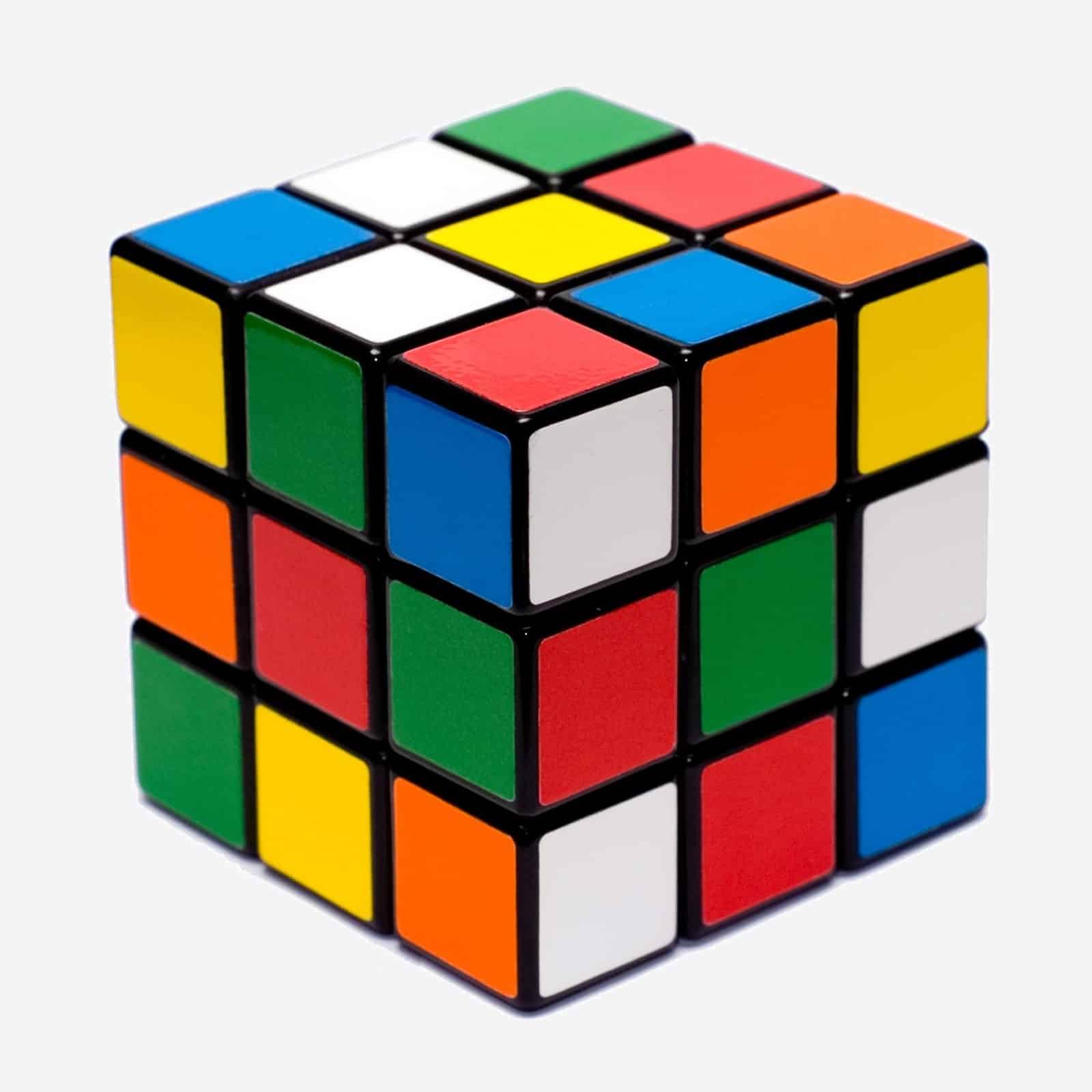 Image Rubik's cube