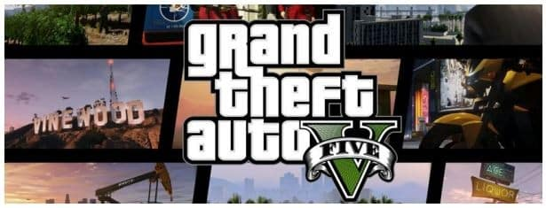 GTA 5 : Grand theft Auto 5