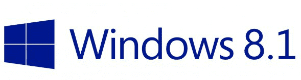Windows 8.1 Logo, Icone, Bannière