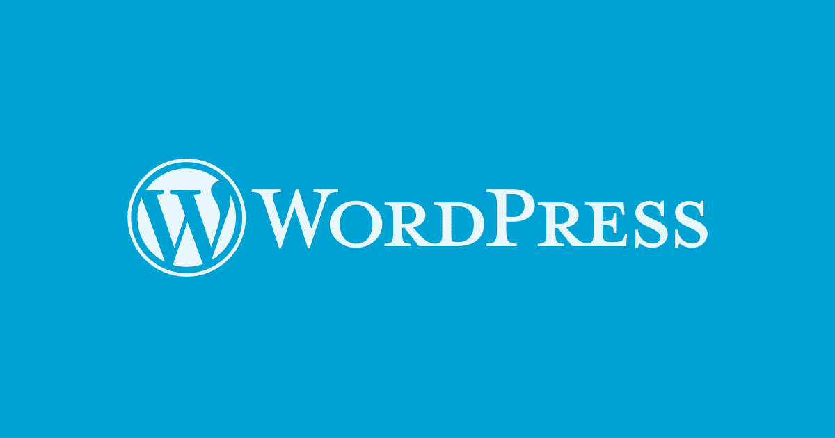 Wordpress logo icone