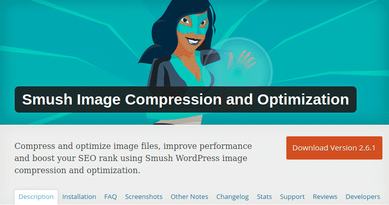 Optimisation des images à l'upload WordPress