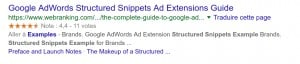 Optimiser le SEO de son application web avec les rich snippets